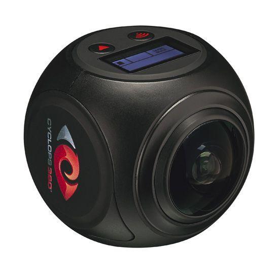 CYCLOPS 360° Panoramische HD‑videocamera Voor Spyder & Ryker