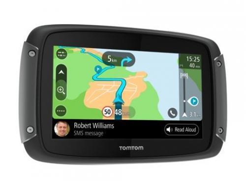 TomTom Rider 550 World Wide Premium Pack Can-Am Spyder