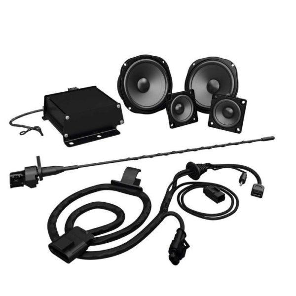 Spyder F3 T Speaker Kit Voorzijde