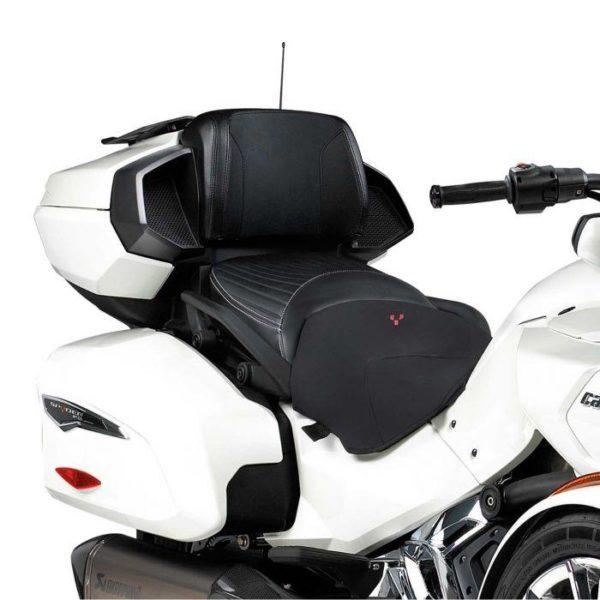 Regenhoes bestuurderszadel Alle Spyder F3 Modellen