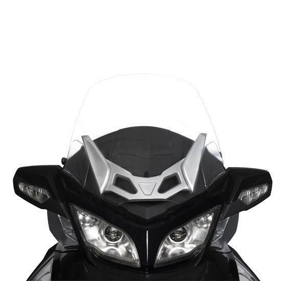 Chrome Sierstrip Voor Windscherm Spyder RT Modellen