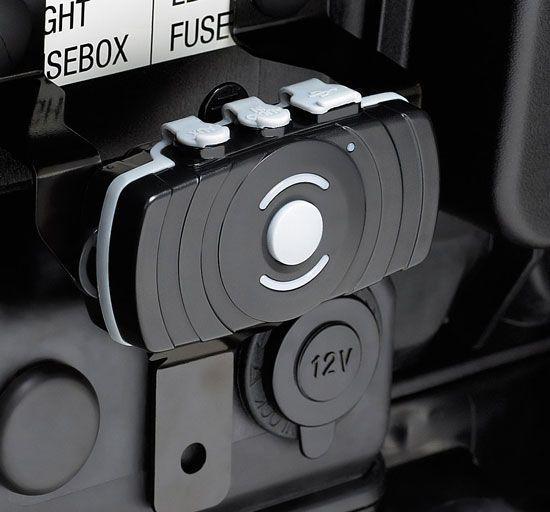 Bluetooth Dongel Voor Spyder RT, ST Modellen