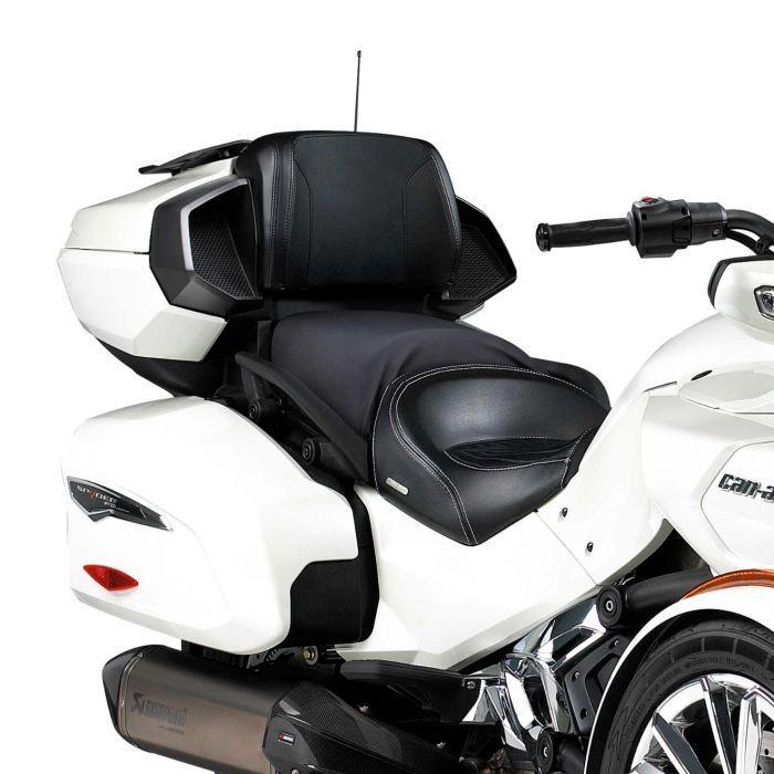 Regenhoes passagierszadel Spyder F3 modellen