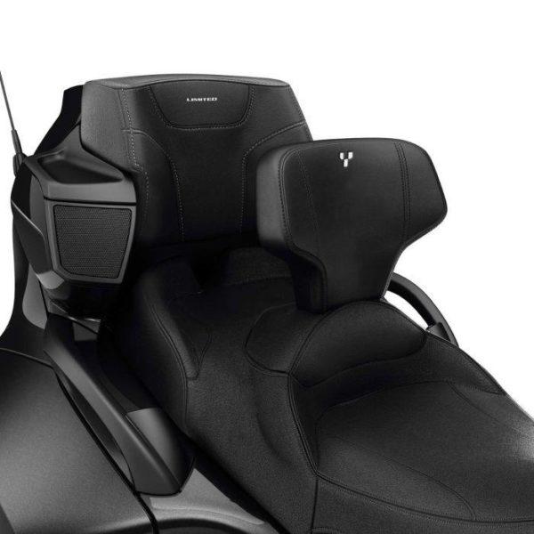 Verstelbare Rugleuning Bestuurder Spyder RT Met Comfortzadel