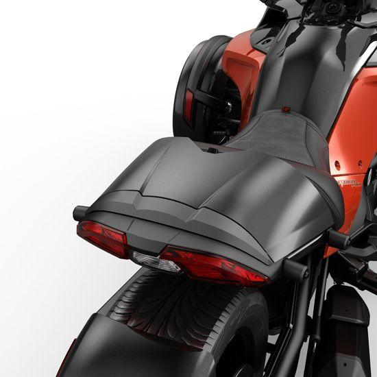 Mono Seatcover Spyder F3 & F3-S