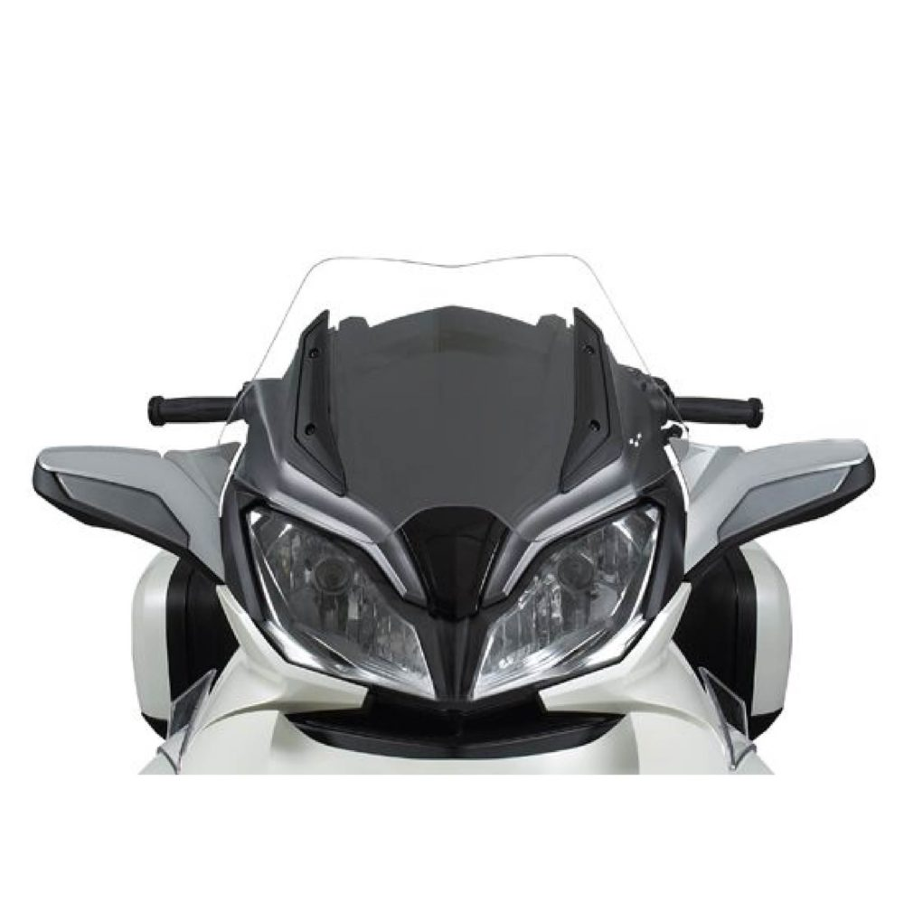 Sportief Windscherm Spyder ST Modellen